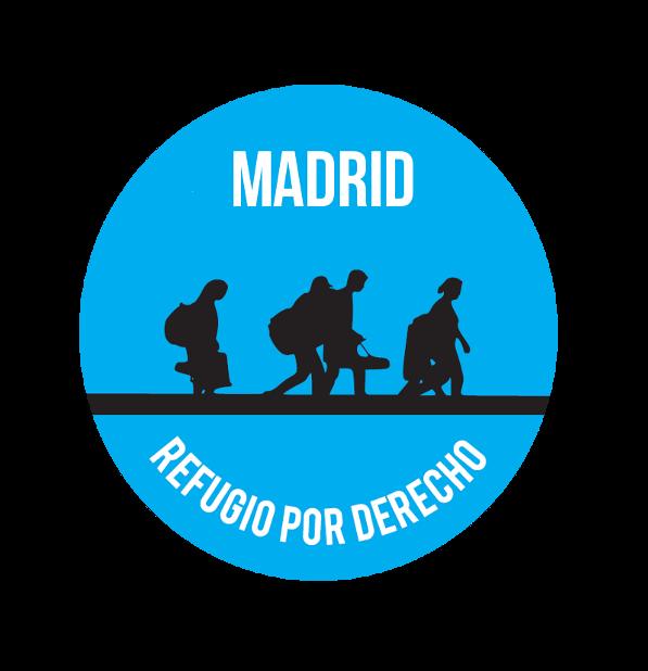 Desde Madrid, defendiendo el Refugio por Derecho