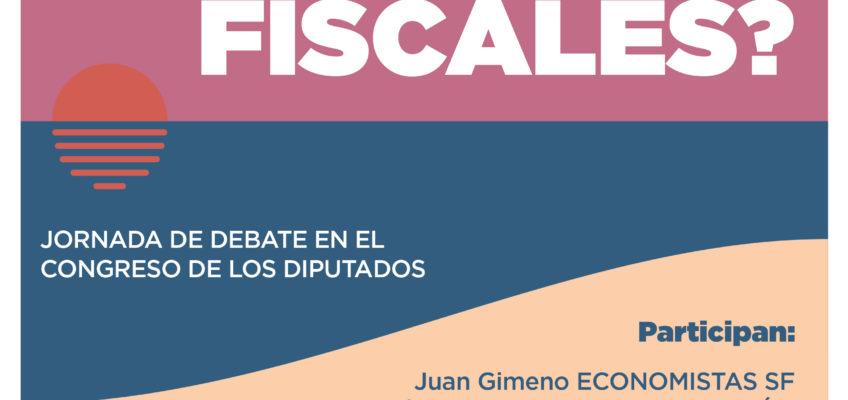 """3 de abril – Jornada """"¿Qué hacemos con los paraísos fiscales'"""""""