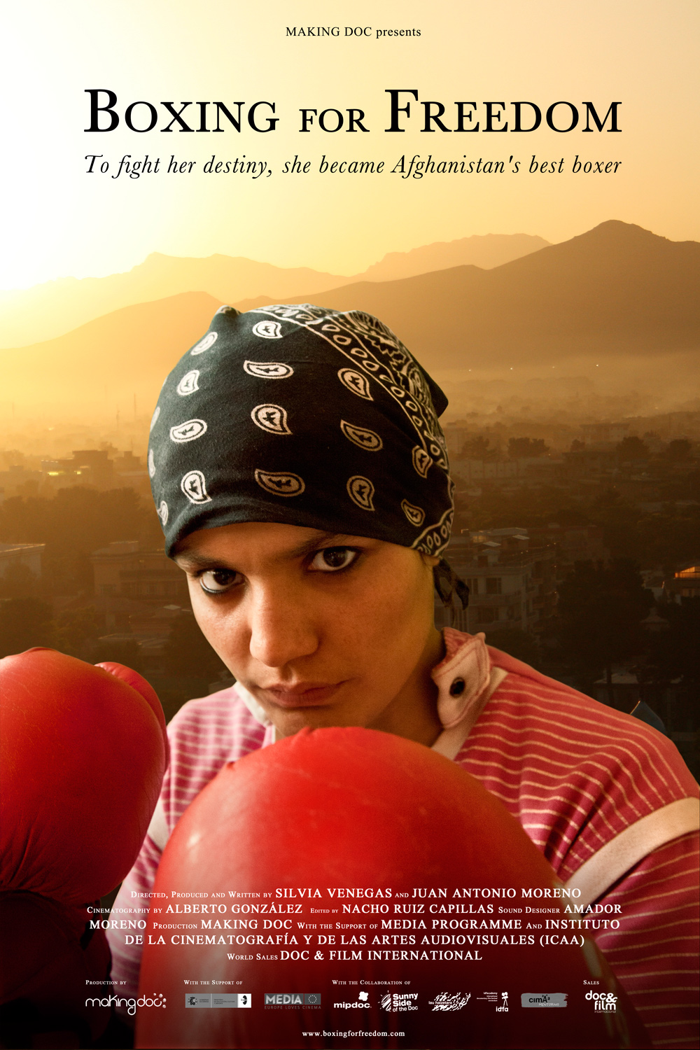 Boxing-for-Freedom