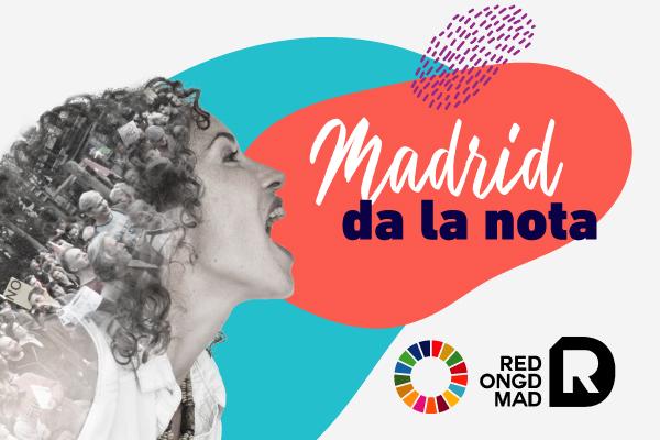 Lanzamos la campaña #MadridDaLaNota